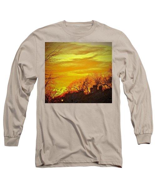 Winter Amber Long Sleeve T-Shirt