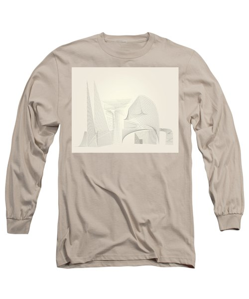 Wire Folly Complex Long Sleeve T-Shirt