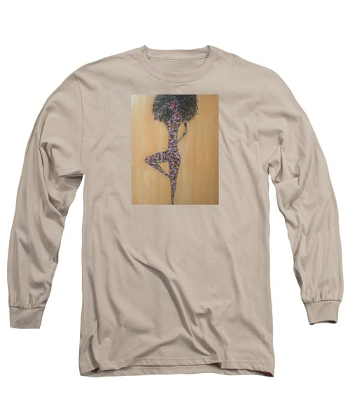 Woman Of Color IIi Long Sleeve T-Shirt