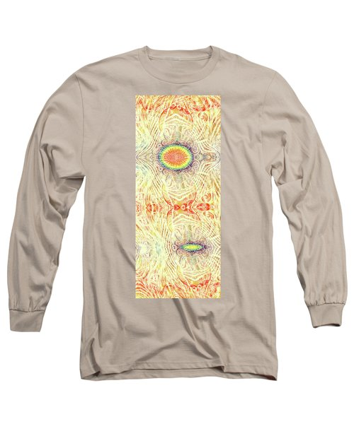 Yonic Rainbow Long Sleeve T-Shirt
