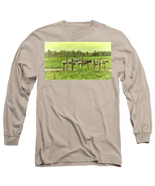 You Got Mail Long Sleeve T-Shirt