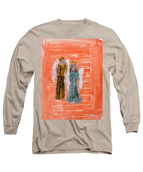 Young Love Angels Long Sleeve T-Shirt
