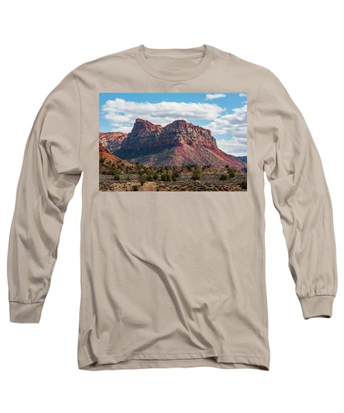 Zion Long Sleeve T-Shirt