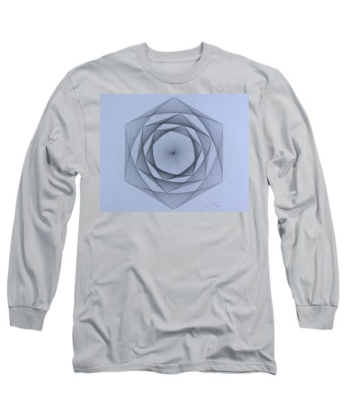 Energy Spiral Long Sleeve T-Shirt