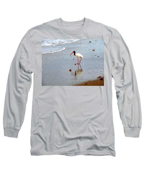 Lone Ibis Long Sleeve T-Shirt