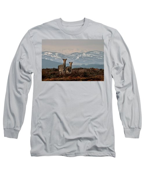 Sika Deer Long Sleeve T-Shirt