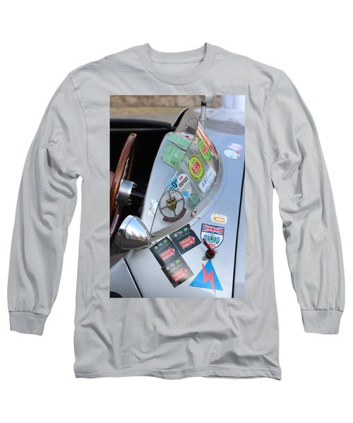 Windscreen Sticker Long Sleeve T-Shirt