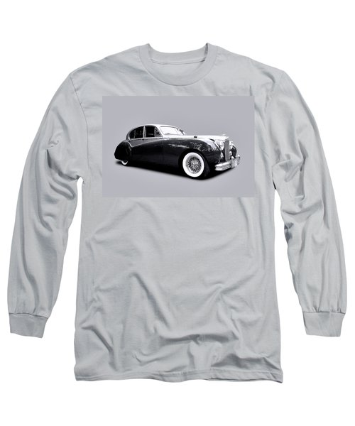 1953 Jaguar Mk Vii  Long Sleeve T-Shirt