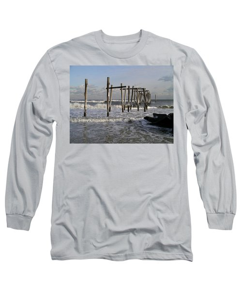 59th St. Pier Long Sleeve T-Shirt