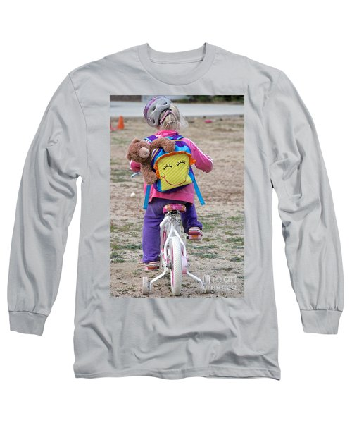 A Child's Adventure Long Sleeve T-Shirt