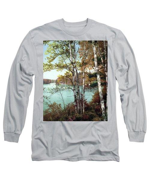 Adirondacks, C1903 Long Sleeve T-Shirt