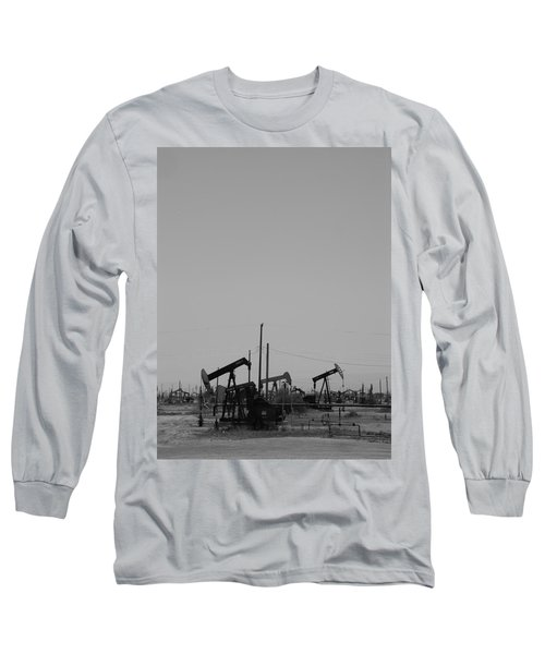 Black Gold Long Sleeve T-Shirt