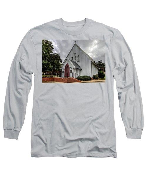 Chapel Of The Centurion Long Sleeve T-Shirt
