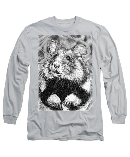 Did Someone Say Nuts Long Sleeve T-Shirt