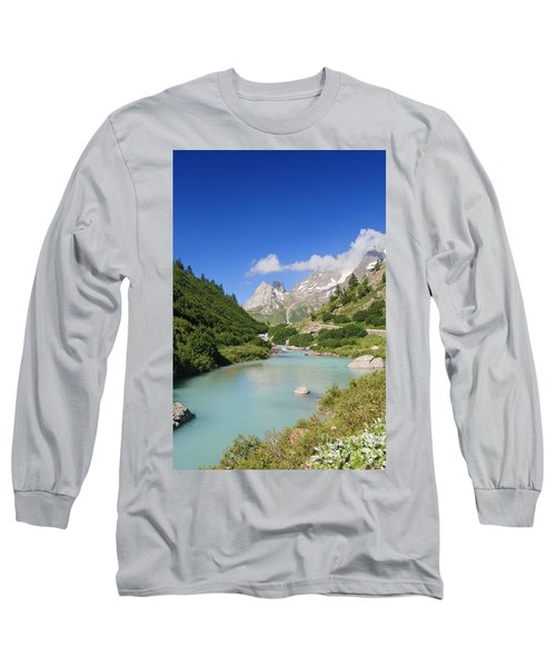 Dora Stream. Veny Valley Long Sleeve T-Shirt