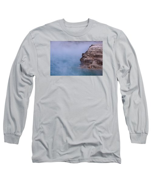 Excelsior Geyser Crater Long Sleeve T-Shirt
