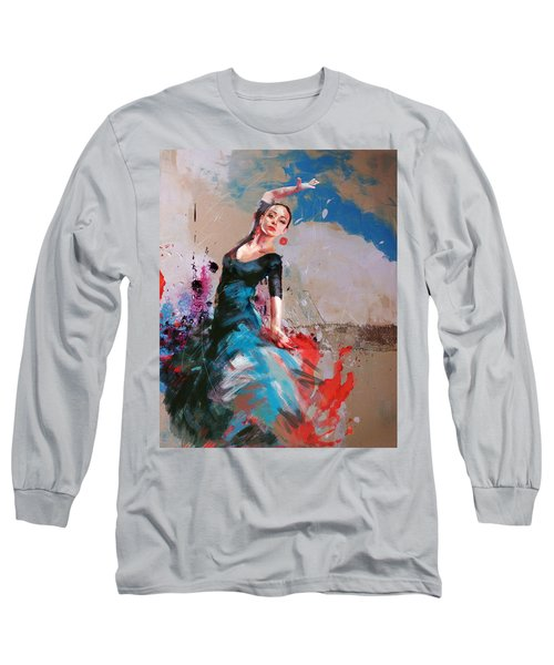 Flamenco 41 Long Sleeve T-Shirt