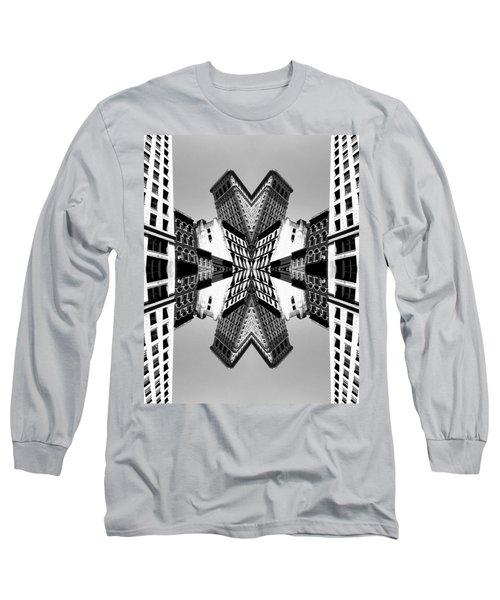 Flat Iron Long Sleeve T-Shirt