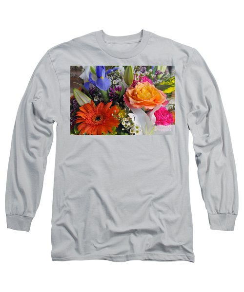 Floral Bouquet 5 Long Sleeve T-Shirt