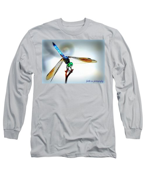 Fly Dragon Long Sleeve T-Shirt