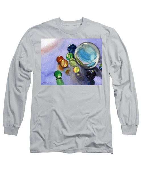 Found My Marbles Long Sleeve T-Shirt