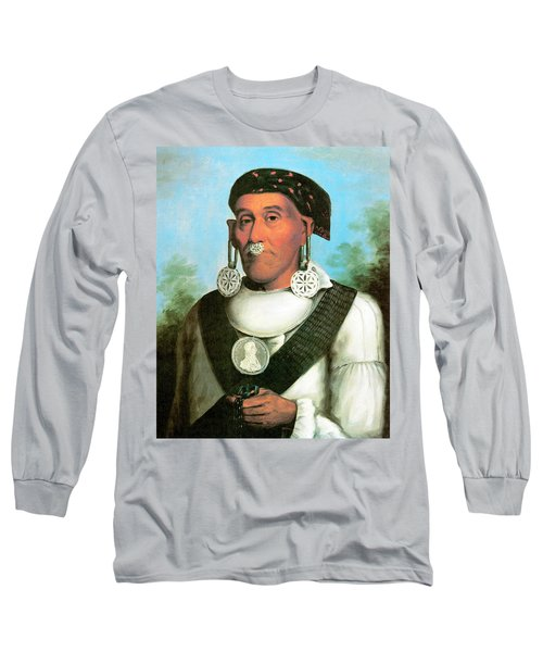George Lowrey Long Sleeve T-Shirt