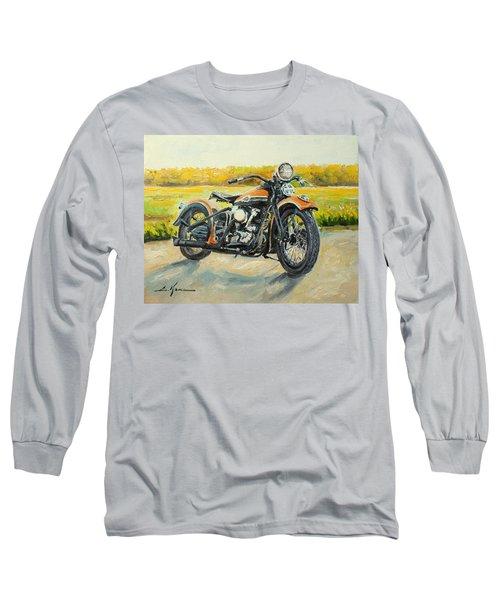 Harley Davidson 1946 Long Sleeve T-Shirt