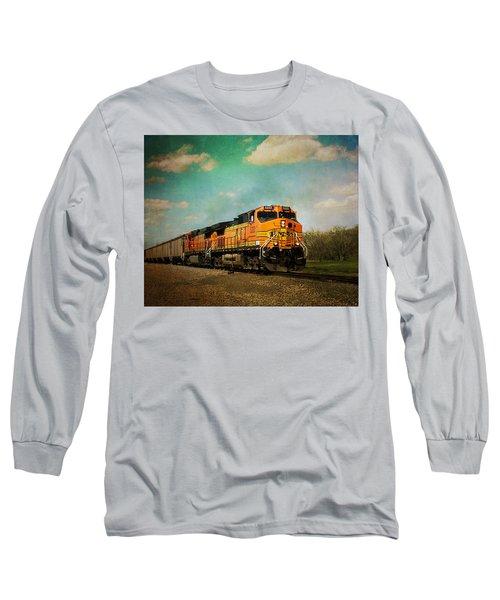Hear The Train A Coming Long Sleeve T-Shirt
