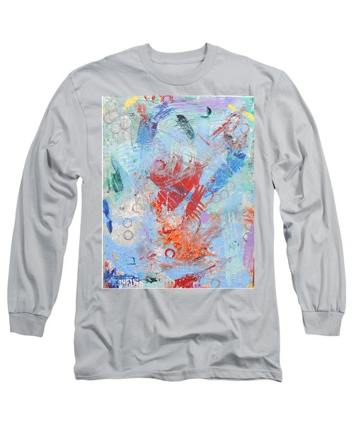 Hi-de-ho Long Sleeve T-Shirt