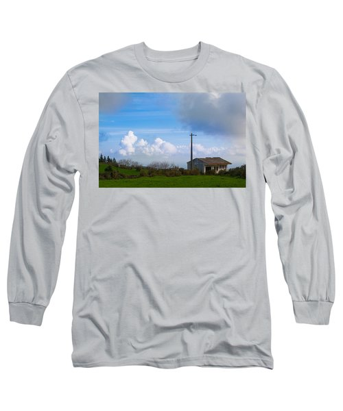 House At End Of The World Long Sleeve T-Shirt
