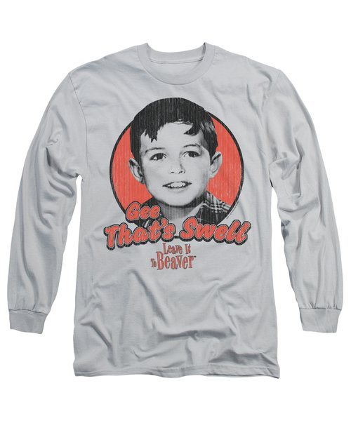 Leave It To Beaver - Swell Long Sleeve T-Shirt