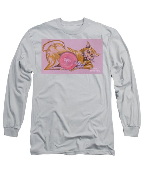 Let's Play Long Sleeve T-Shirt