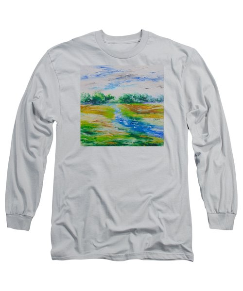 North Of France Long Sleeve T-Shirt