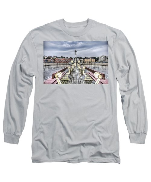 Penarth Pier 5 Long Sleeve T-Shirt