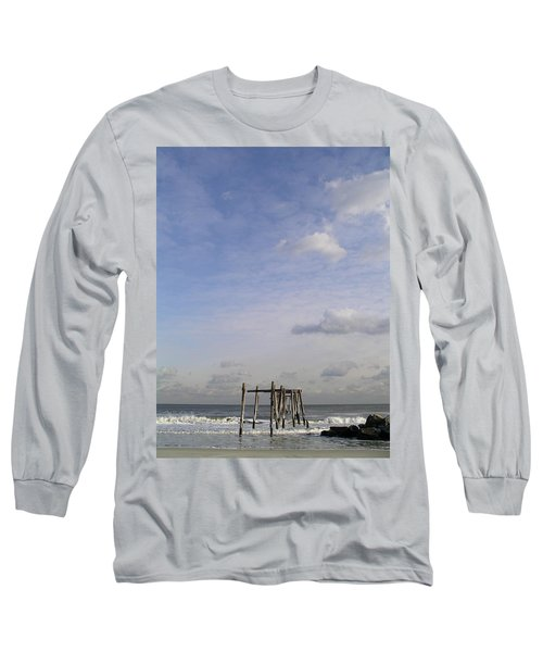 Pier Sky Long Sleeve T-Shirt