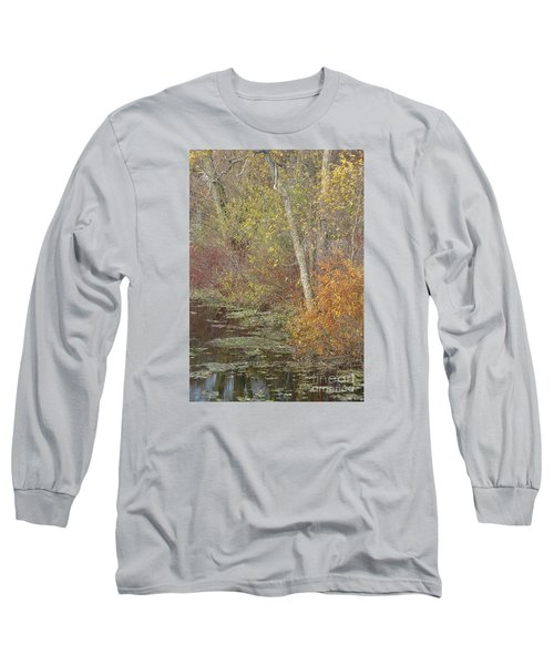 Pondside Pastel Long Sleeve T-Shirt