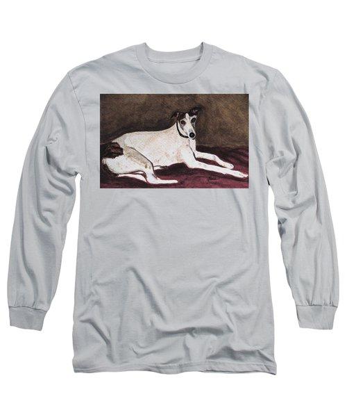 Resting Gracefully Long Sleeve T-Shirt
