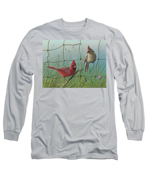 Scarlet Long Sleeve T-Shirt