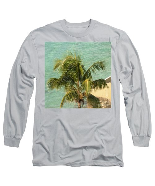 Long Sleeve T-Shirt featuring the digital art Storm's A Coming by Luther Fine Art