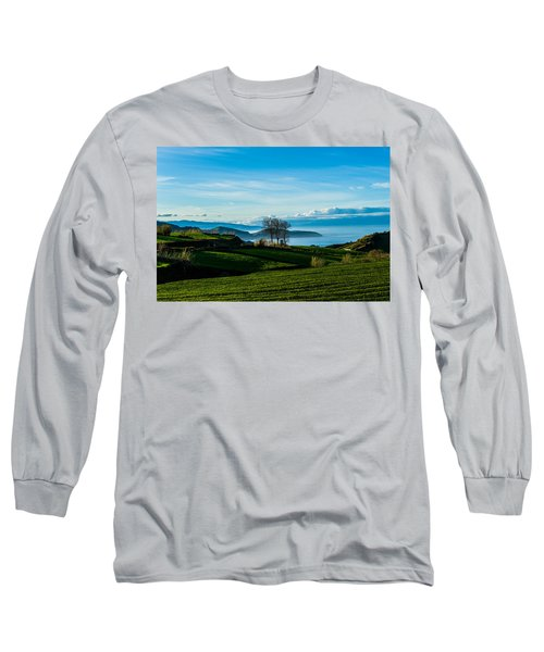 Tea Trees Long Sleeve T-Shirt