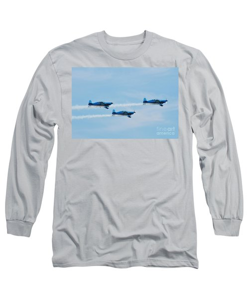 The Blades Aerobatic Team Long Sleeve T-Shirt