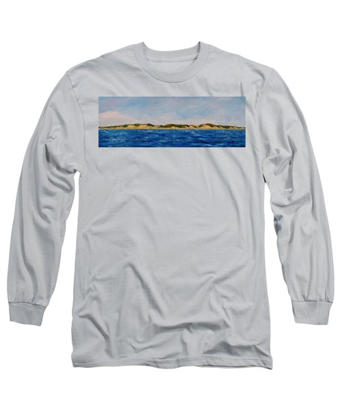 West Michigan Dunes Long Sleeve T-Shirt