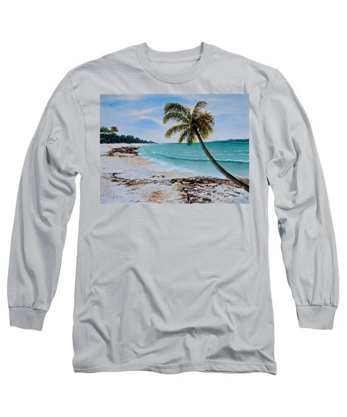 West Of Zanzibar Long Sleeve T-Shirt