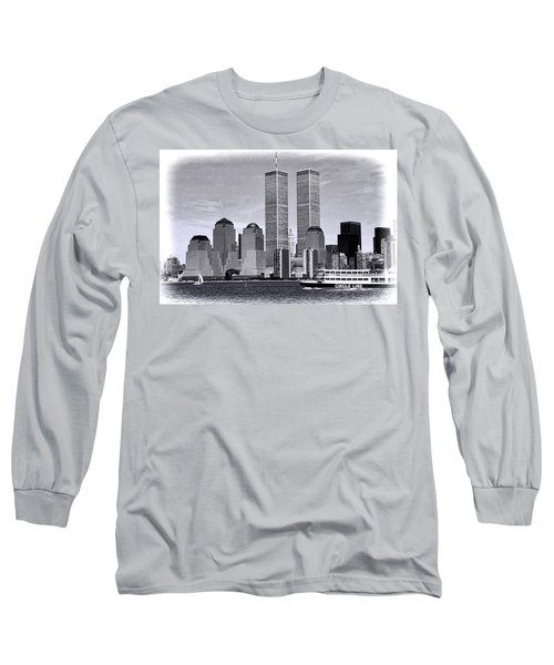 World Trade Center 3 Long Sleeve T-Shirt
