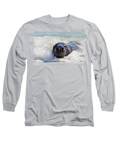 Long Sleeve T-Shirt featuring the photograph 130201p142 by Arterra Picture Library