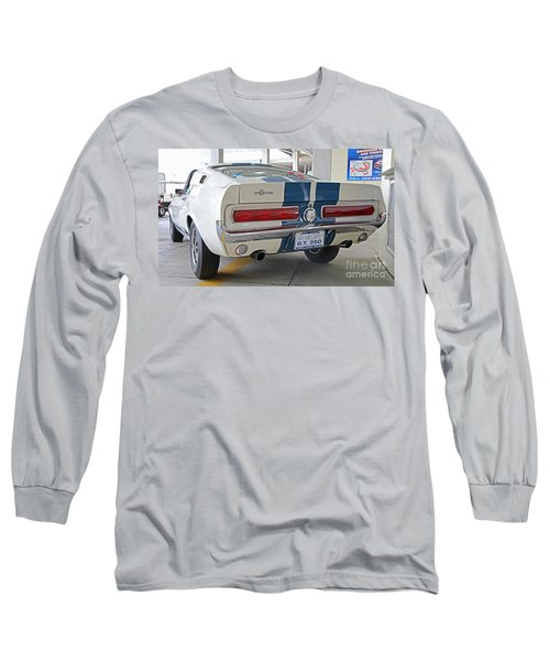 1967 Mustang Shelby Gt-350 Long Sleeve T-Shirt