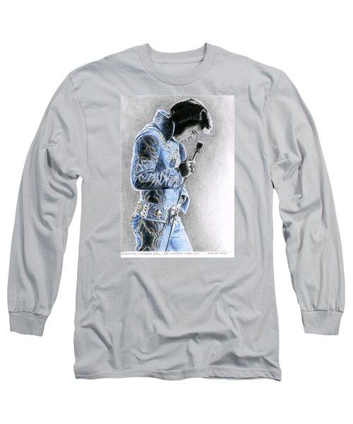 1972 Light Blue Wheat Suit Long Sleeve T-Shirt