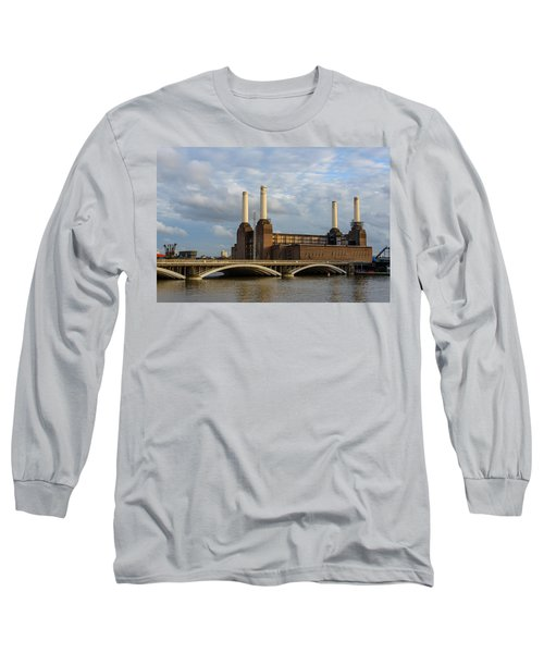 Battersea Power Station Long Sleeve T-Shirt
