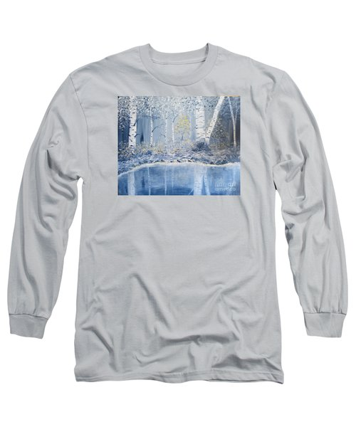 Birch Reflections Long Sleeve T-Shirt