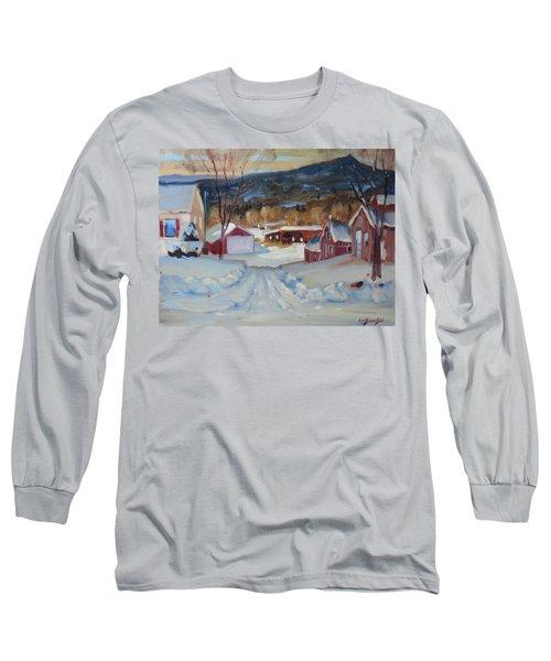 Eddie's Long Sleeve T-Shirt